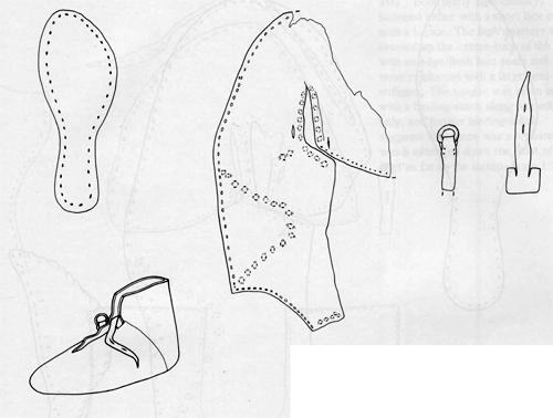 Как сшить ролевую обувь своими руками